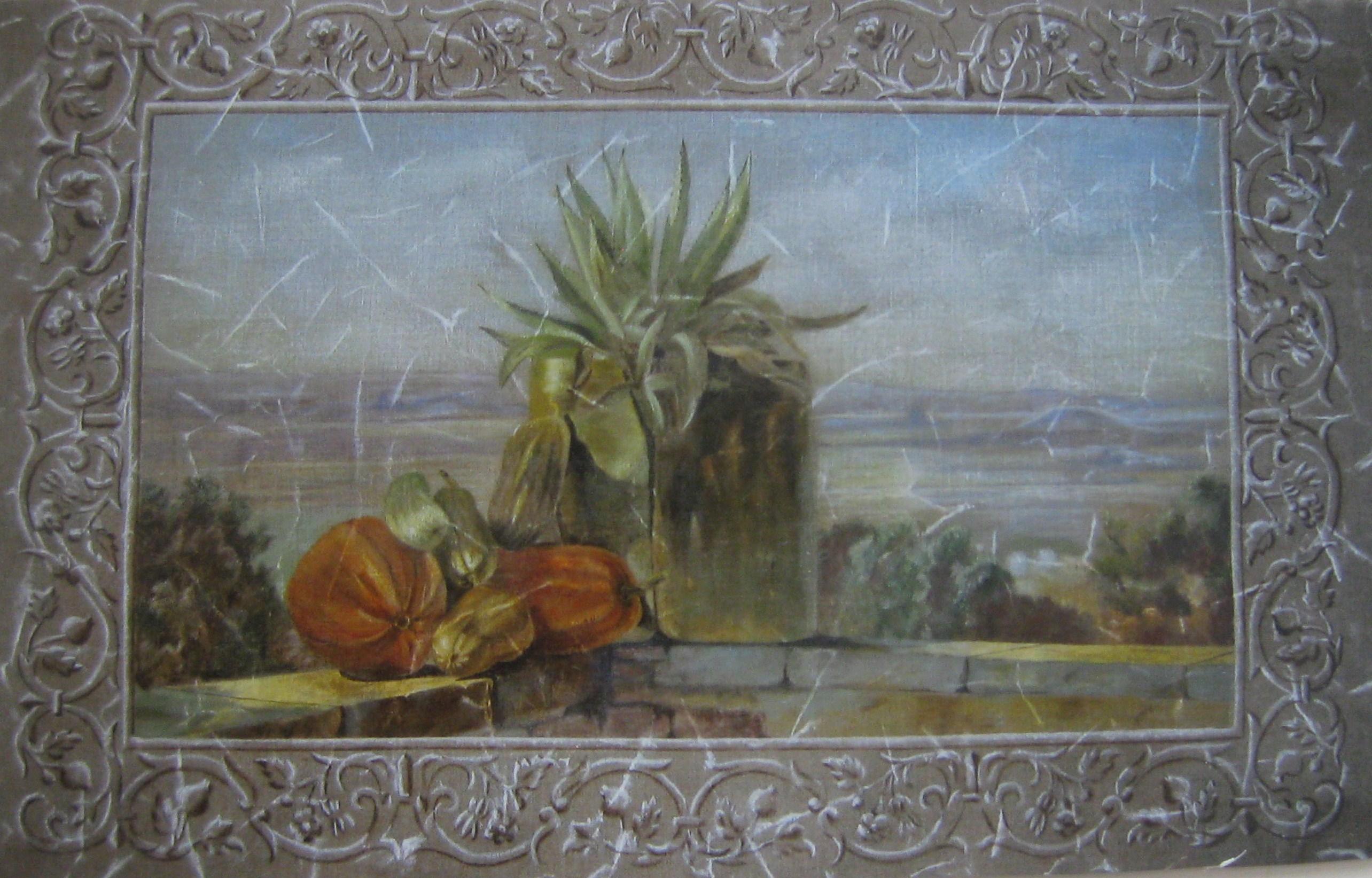 046 peinture d corative en yvelines for Peinture decorative